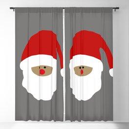 Santa Claus Blackout Curtain