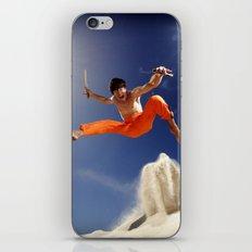 Dune Ninja iPhone & iPod Skin