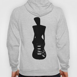 Transition Girl to Guitar Hoody