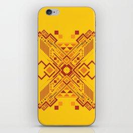 Fracto Nº4 iPhone Skin