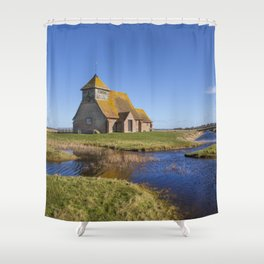 St. Thomas a Becket Shower Curtain