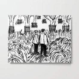 park Metal Print