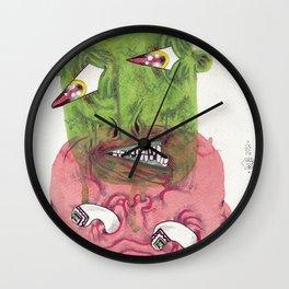 UNITED COLORS Wall Clock