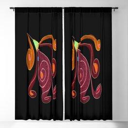 Serendipity II Blackout Curtain
