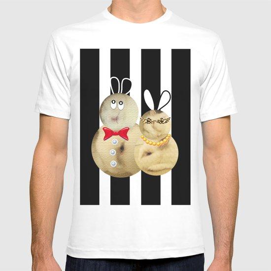 couple2 T-shirt