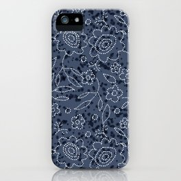 Bali Floral iPhone Case