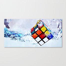 Sinking Feeling Canvas Print