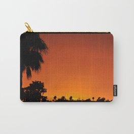 FIERY SUNSET SAN DIEGO SKY Carry-All Pouch