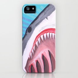 Punch Line iPhone Case