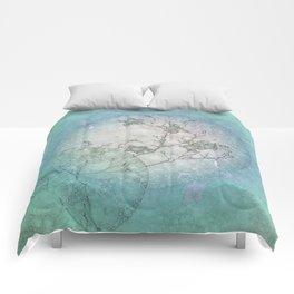 Serenity Blue Comforters