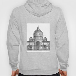 St. Peter Basilica - Rome, Italy Hoody