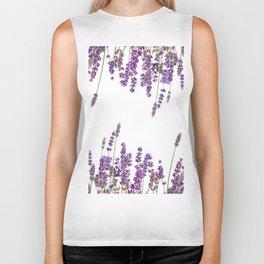 Purple Lavender #2 #decor #art #society6 Biker Tank