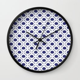 Mochi Kochi | Porcelain Wall Clock