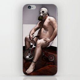 Toxic Youth iPhone Skin