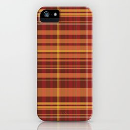 rustic chess iPhone Case