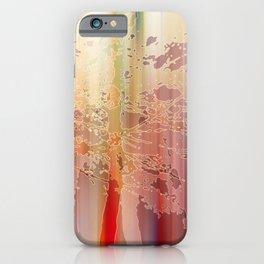 Golden trees - Eden Collection iPhone Case