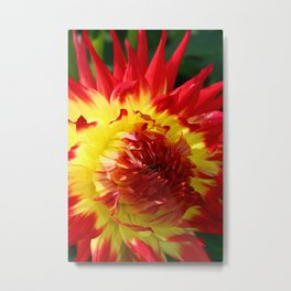 Always On The Bright Side Metal Print