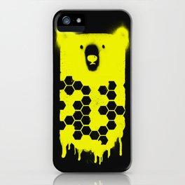 Sweet Bear iPhone Case