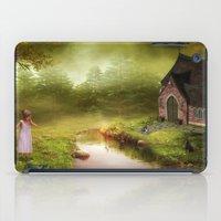 fairy tale iPad Cases featuring Fairy Tale by Susann Mielke