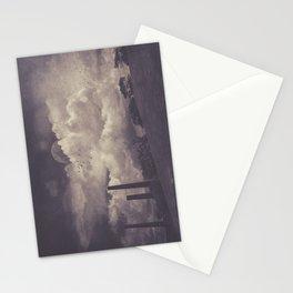 Brick works chimneys at Sydney Park Stationery Cards