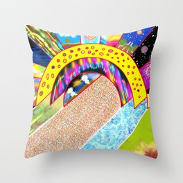 PowerLines 37 Throw Pillow