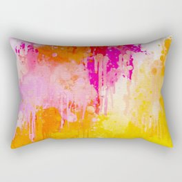 Abstract IX Rectangular Pillow
