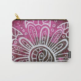 Doodle Daisy Carry-All Pouch