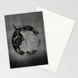 Berserk Demon Armor Stationery Cards