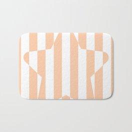 Star Stripes Bath Mat