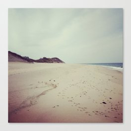 Ballston Beach - Truro, MA  Canvas Print