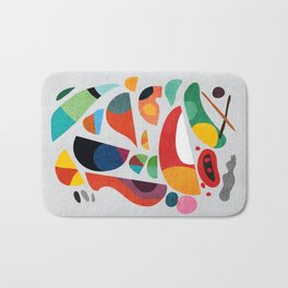 Still life from god's kitchen Bath Mat