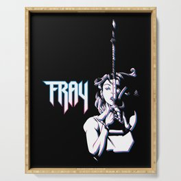 Fray the Lurk Slayer Serving Tray