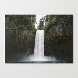 Oregon Collection I Canvas Print