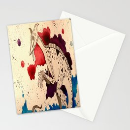 Oliver in Watercolor Stationery Cards