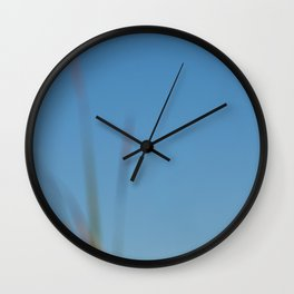 Marshes Wall Clock