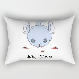 Ah Tau Rectangular Pillow