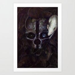 Dishonored Art Print