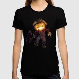 Monster of the Week: Jack O'Lantern T-shirt