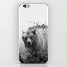 The best of all worlds  iPhone Skin