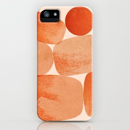 Abstraction_BALANCE_Minimalism_Art_001 iPhone Case