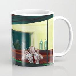 Nighthawks of the Dead Coffee Mug