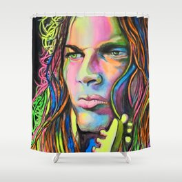 Legend Gilmour Shower Curtain