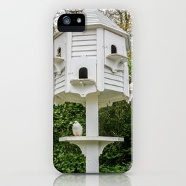 The Lost Gardens of Heligan - Doves iPhone Case