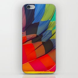 Brighten up and away your day iPhone Skin