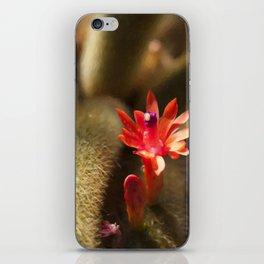 Floral Print 026 iPhone Skin