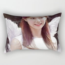 Angel Tzuyu Rectangular Pillow