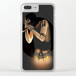 Make it Grow Clear iPhone Case