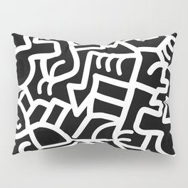 Dazed and Confused at Night Pillow Sham