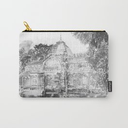 Crystal Palace (El Retiro Park - Madrid) Carry-All Pouch