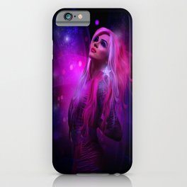 Jem and the Hologram iPhone Case